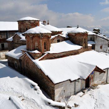 Црква Успение на пресвета Богородица (манастир Трескавец)