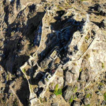 Акропола на средновековен Прилеп