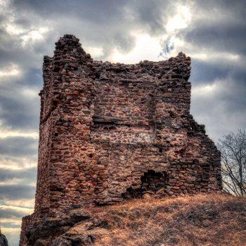 Средновековен Прилеп - фортификација